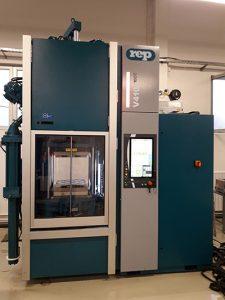 Vulcanizaiton press